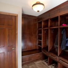 Mudroom Remodel